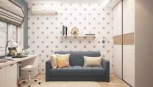 Comment décorer une chambre d'enfant pour pas cher?