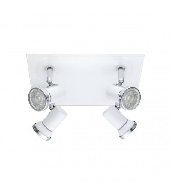 Applique TAMARA 1 4 ampoules blanc