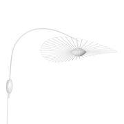 Applique Vertigo Nova LED / Ø 110 cm - Bras rotatif - Petite Friture blanc en matière plastique