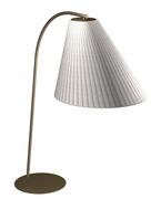 Base / Pour lampadaire d'extérieur Cone - Ø 90 cm - Emu marron corten en métal