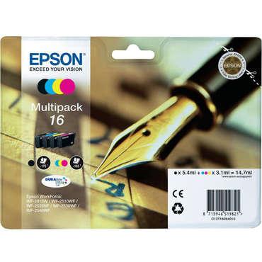 Cartouche couleur EPSON STYLO PLUME PACK