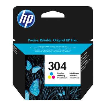 Cartouche couleur HP 304 COULEUR