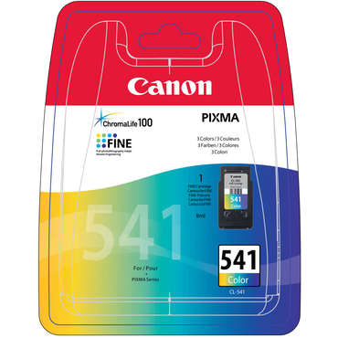 Cartouches couleur CANON BCL541