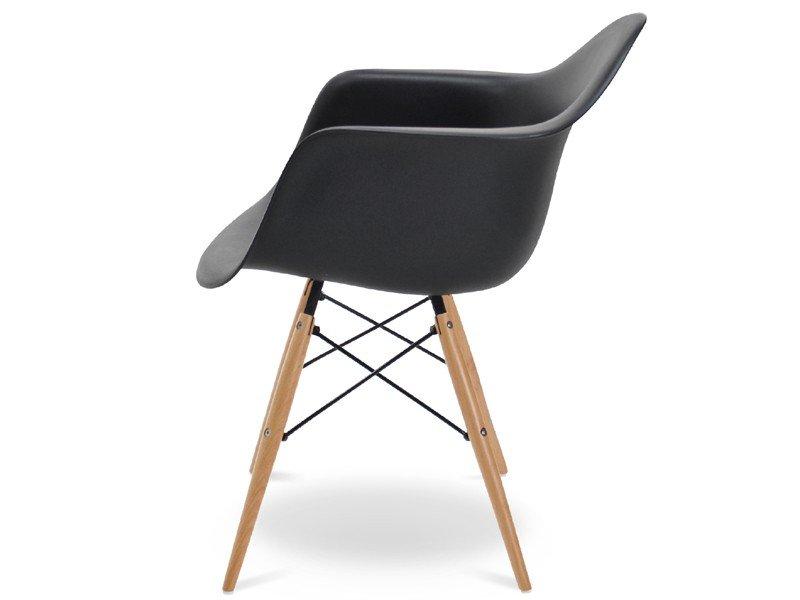 Chaise DAW - Noir