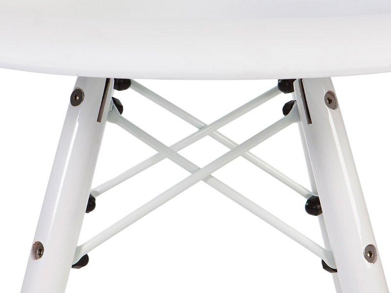 Chaise enfant Eames DAW Color - Blanc