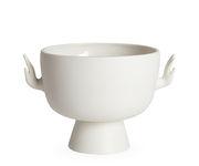Coupe Eve / Anses en forme de mains - Jonathan Adler blanc en céramique