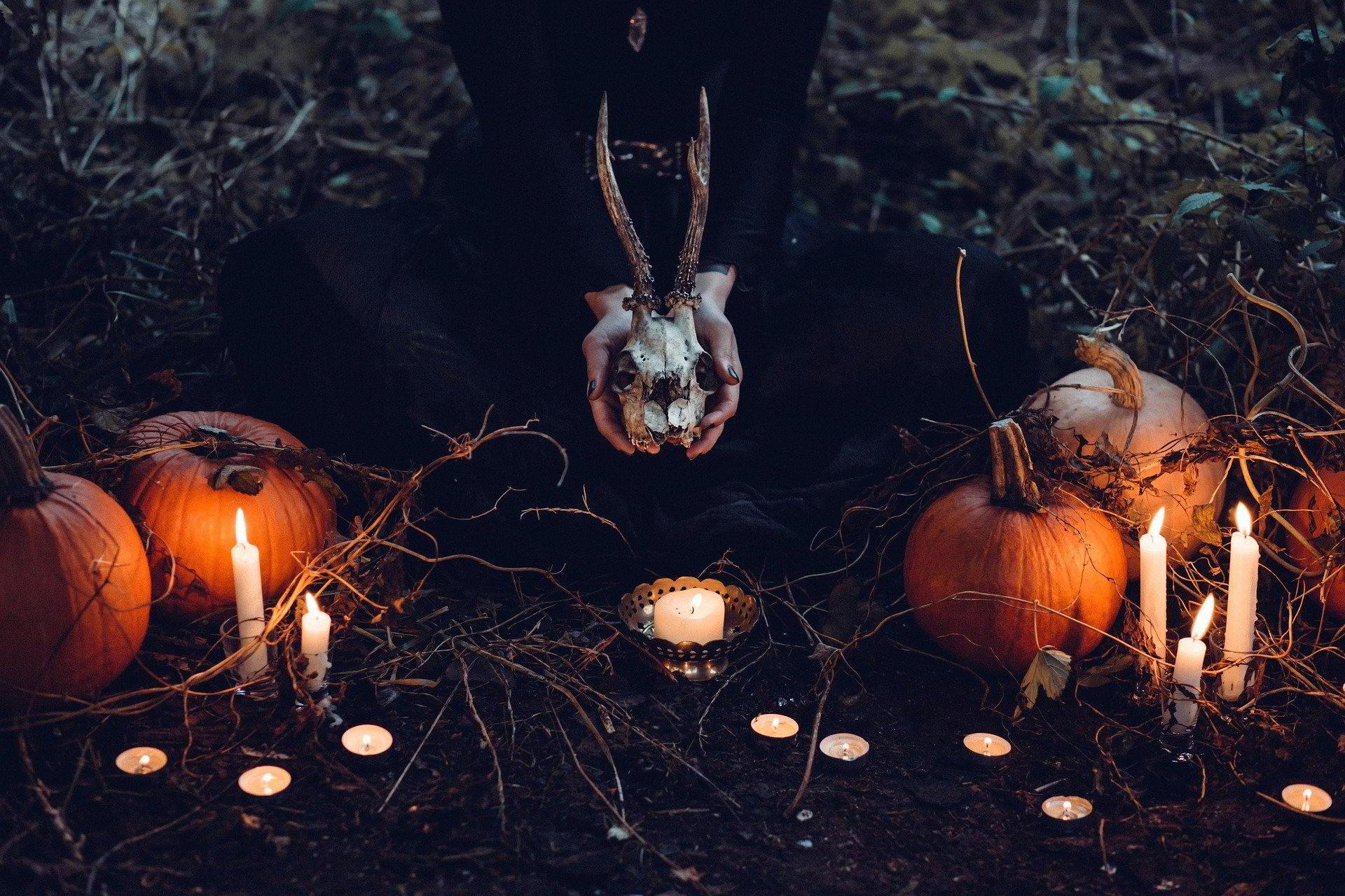 Comment décorez votre jardin pour Halloween?