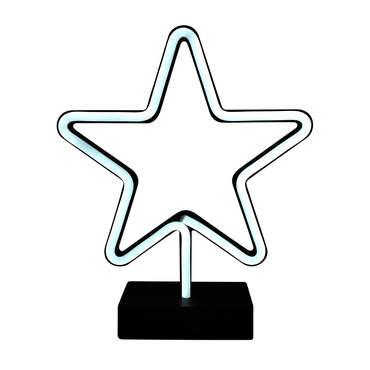Forme étoile STAR coloris blanc