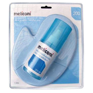 Kit de nettoyage avec gant pour écran MELICONI 621004