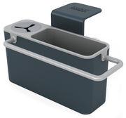 Organiseur d'évier Sink Aid / Avec système d'évacuation - Joseph Joseph gris en matière plastique