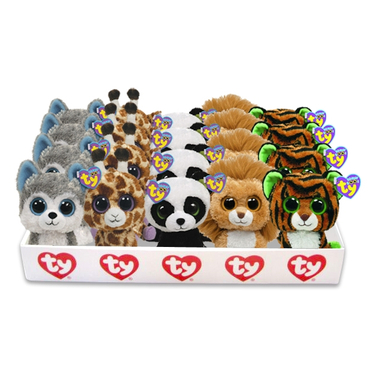Peluches Boo's 15 cm BOO'S différents modèles