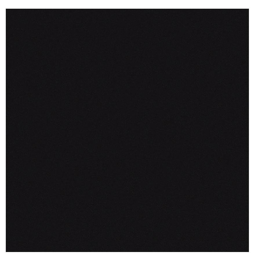 Plateau de table 'SPANO' 70x70cm noir carré