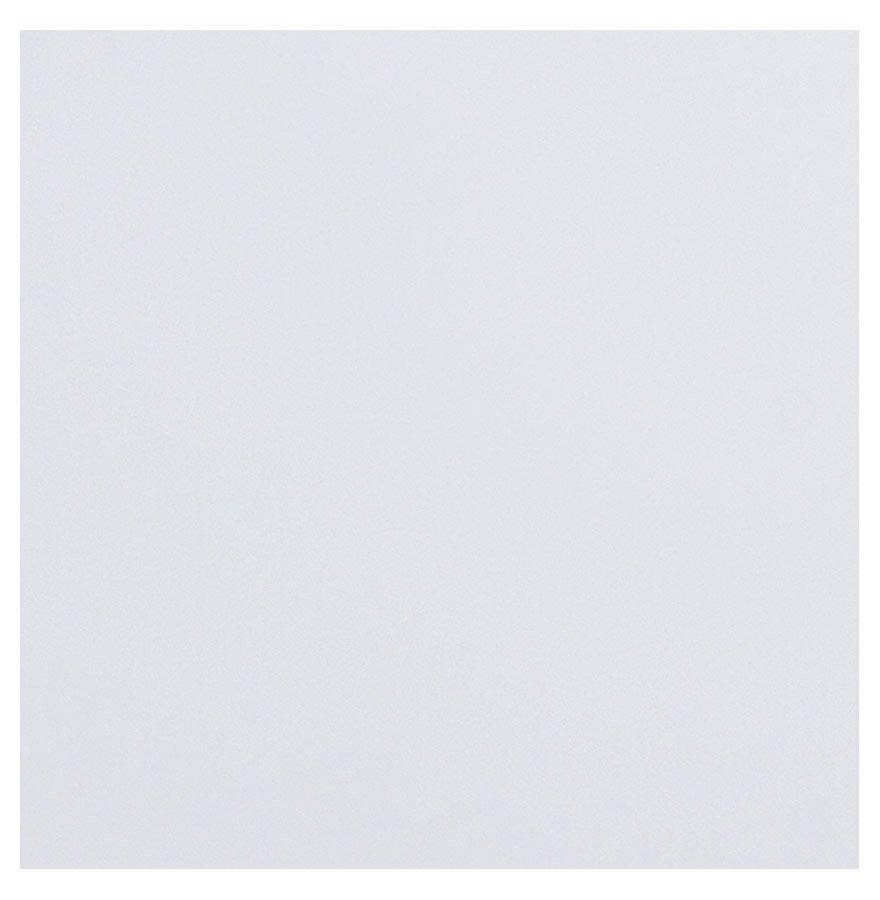 Plateau de table 'SPANO' 80x80cm blanc carré