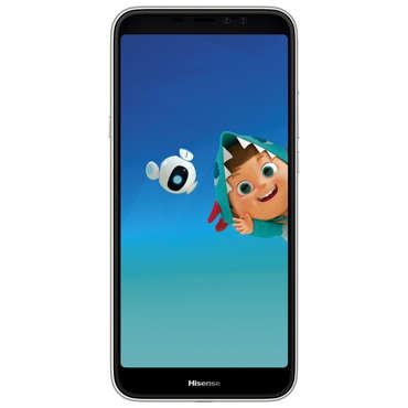 Smartphone 5.99 '' HISENSE INFINITY E30 BLANC NACRÉ