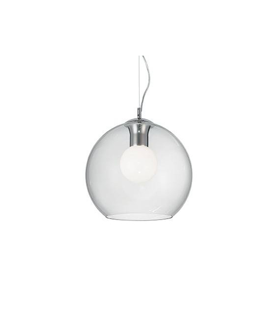 Suspension design Transparente NEMO CLEAR 1 ampoule