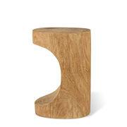 Table d'appoint Arch / Table d'appoint - Bois sculpté main - Pols Potten bois naturel en bois