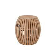 Tabouret Swing / Teck - Unopiu teck en bois