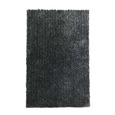 Tapis 160x230 cm GLITTY coloris gris