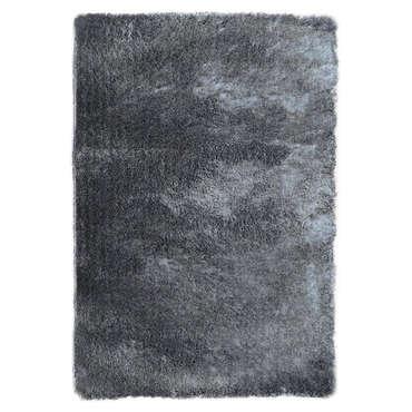 Tapis 160x230 cm MILA coloris gris