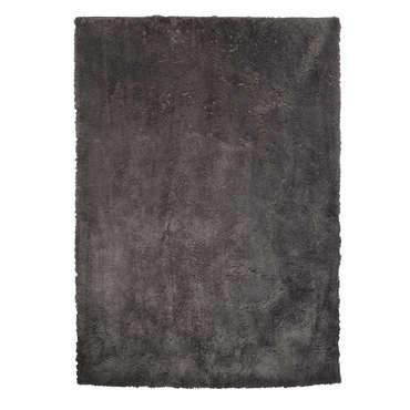Tapis 160x230 cm PANPAN coloris gris
