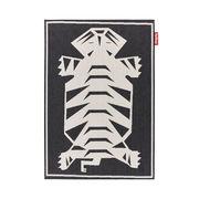 Tapis d'extérieur Carpretty Nottazebroh / 160 x 230 cm - Polypropylène tissé - Fatboy noir,beige en matière plastique