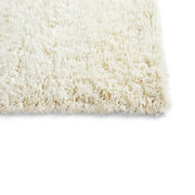 Tapis Shaggy / 170 x 240 cm - Poils longs - Hay crème en tissu