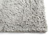 Tapis Shaggy / 170 x 240 cm - Poils longs - Hay gris chaud en tissu