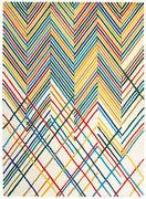 Tapis Spike / 170 x 240 cm - Toulemonde Bochart multicolore en tissu