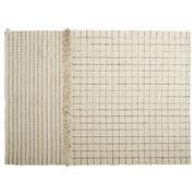 Tapis Subas Large - Karo / 420 x 310 cm - Laine - ames beige en tissu