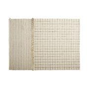 Tapis Subas Medium - Karo / 300 x 200 cm - Laine - ames beige en tissu
