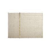 Tapis Subas Small - Karo / 200 x 160 cm - Laine - ames beige en tissu
