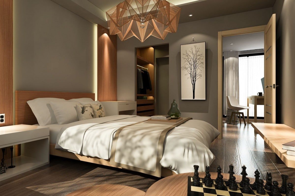 Sublimer sa chambre avec un cadre de lit design: comment en choisir un?