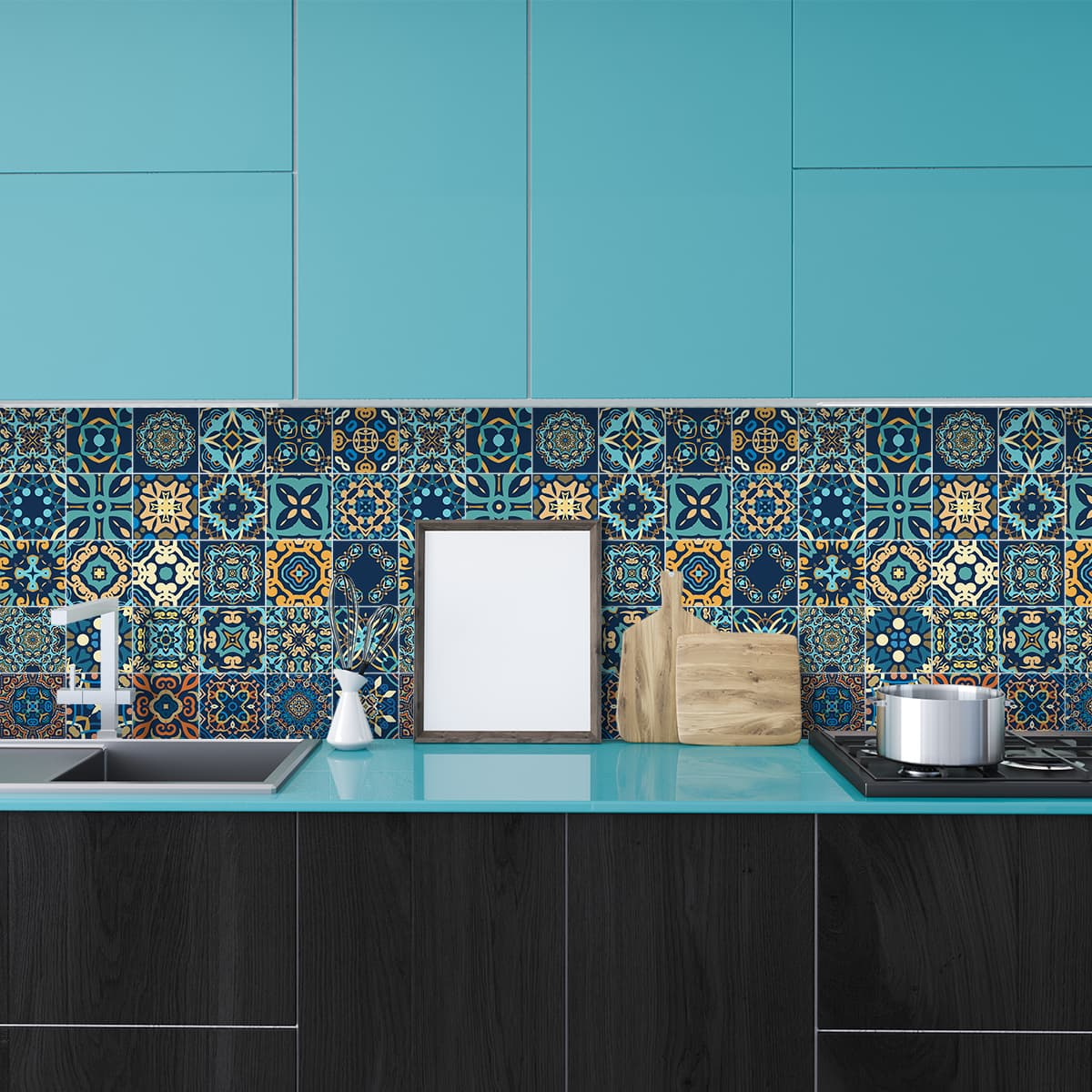 You are currently viewing Moderniser une cuisine avec des stickers à la fois tendances et originaux